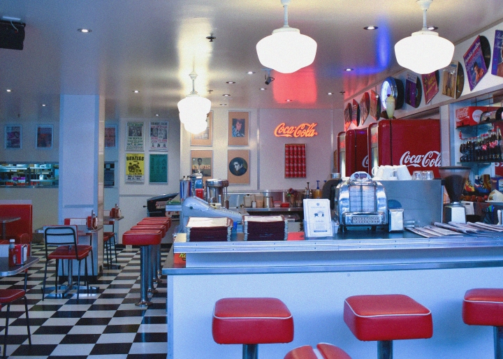 American Diner Dreams in Melbourne (Part 2): Soda Rock Diner