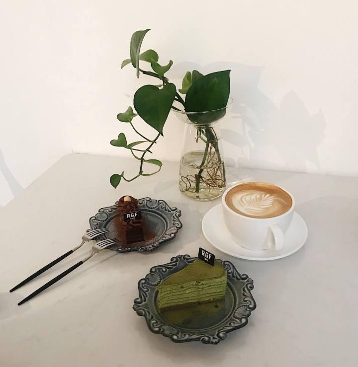 RGF cafe shanghai