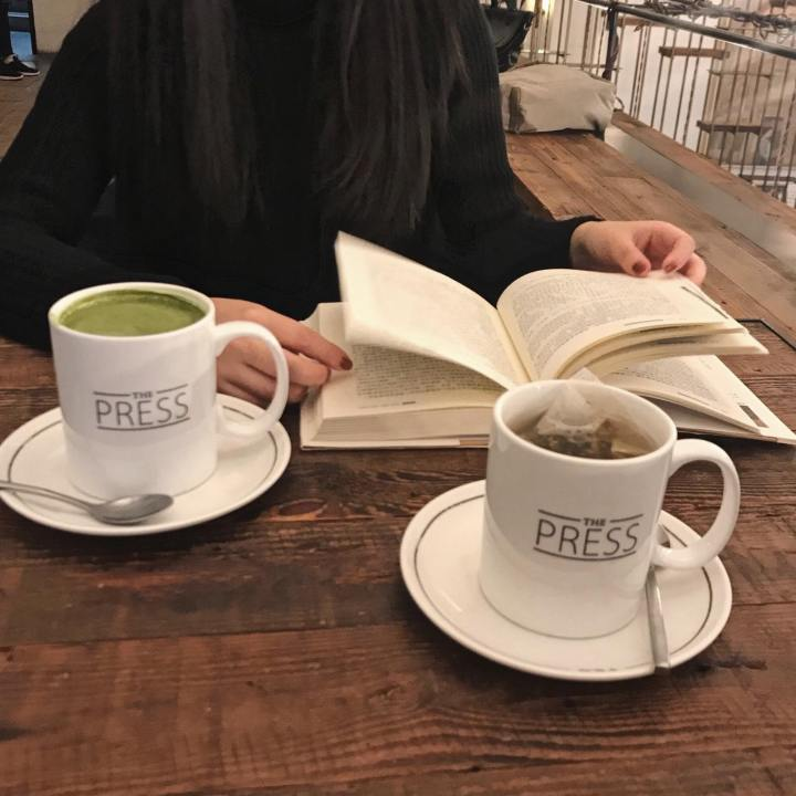 The Press by Inno Coffee Shanghai Travel destination
