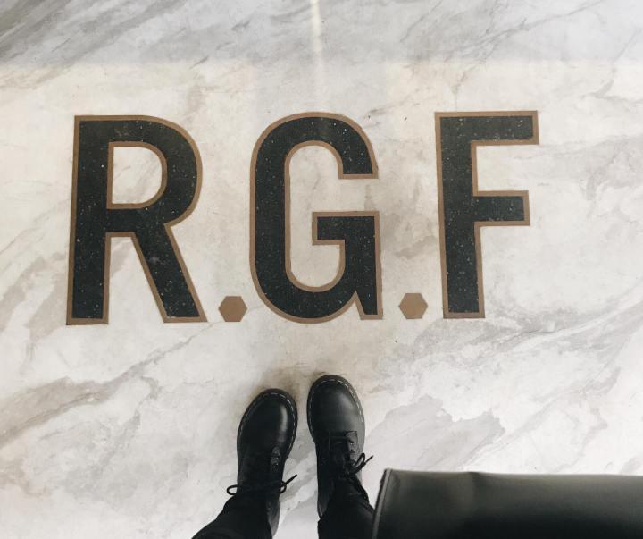 R.G.F Cafe Shanghai