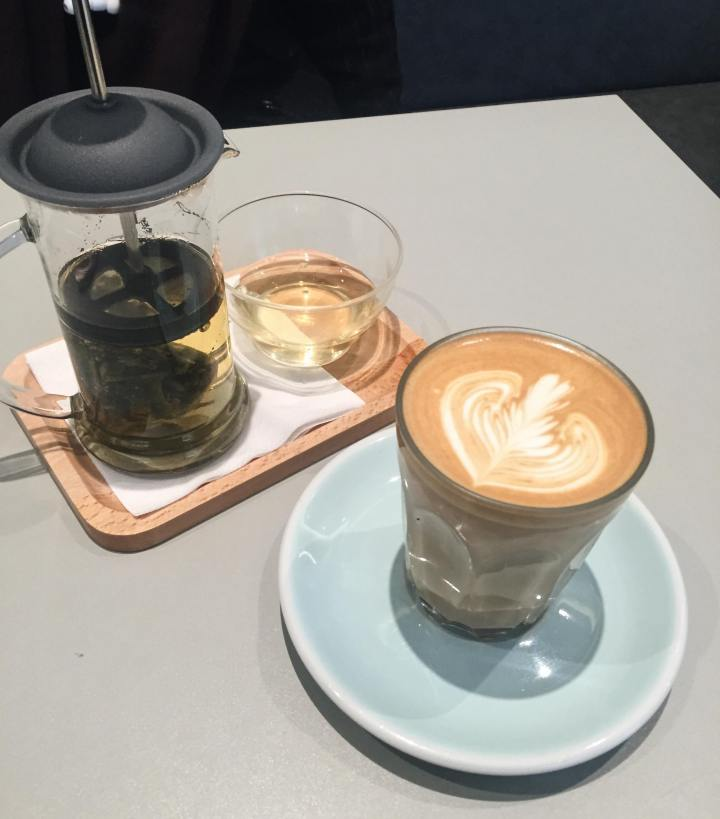 Seesaw Coffee shanghai cafe travel