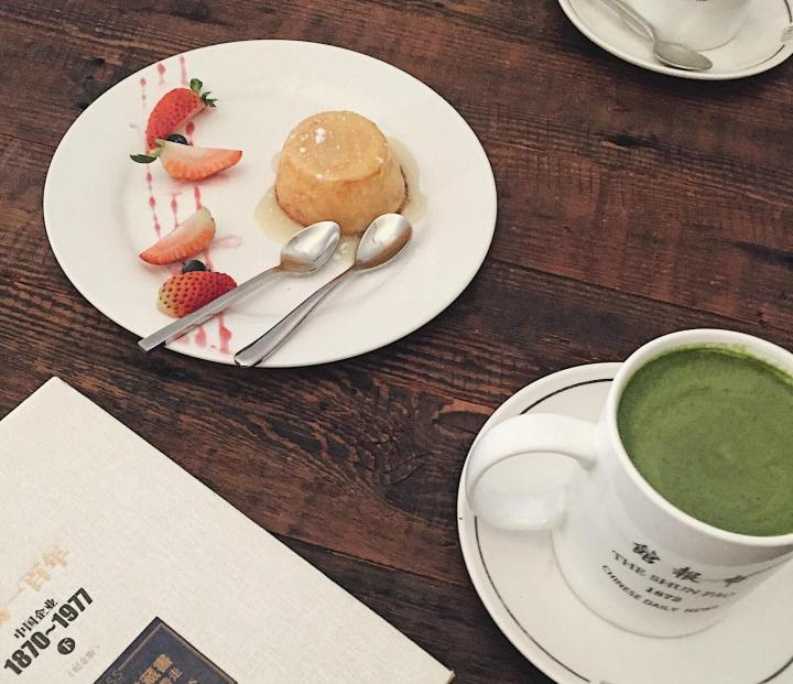 The Press by Inno Coffee Dessert Shanghai