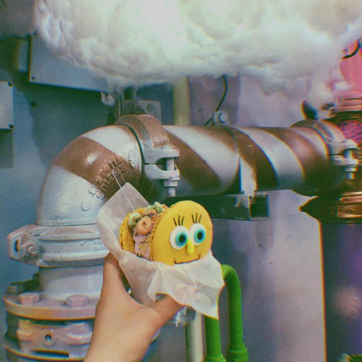D21 Spongebob Ice Cream