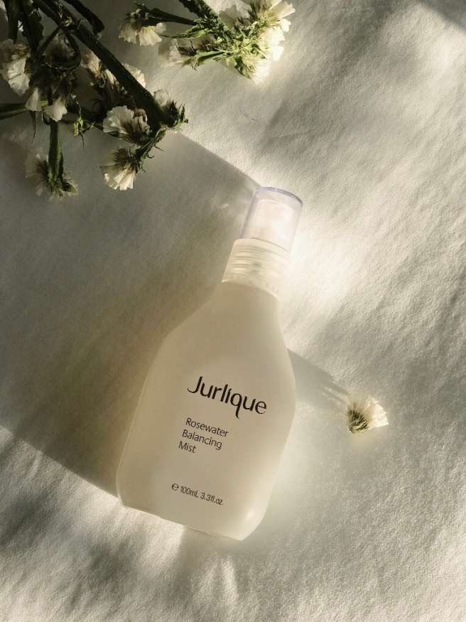 Jurlique Rosewater Balancing mist hydrating skincare