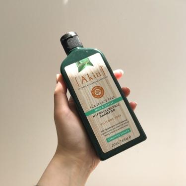 a'kin hypoallergenic shampoo natural